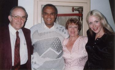 Harry Belafonte & Melissa McConnell