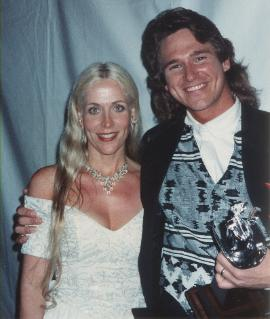 Melissa McConnell & Billy Dean