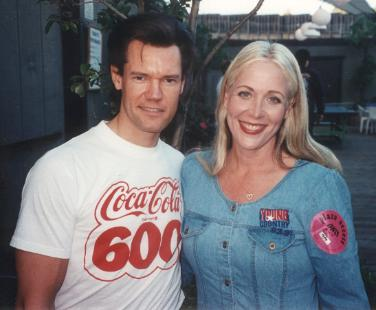 Randy Travis & Melissa McConnell